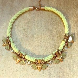J. Crew • statement necklace